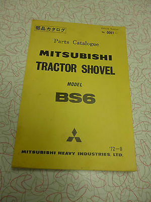 Mitsubishi 4DQ50C Engine Parts manual