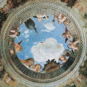 Poster-Kunstdruck-Camera-Degli-Sposi-Andrea-Mantegna-Bild-Fresken-Gonzaga-95x95