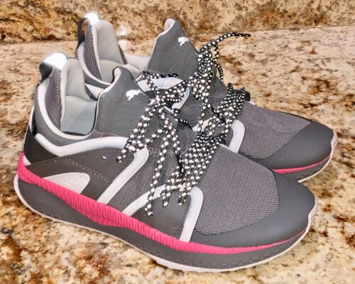 Youth Shoes X Tsugi Training Mens Puma Grey Staple Dk Pink Sneakers Blaze 5 6 Lt H7qwpBq