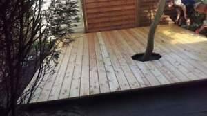 Terrassendielen-sibirische-Laerche-27x145mm-Dielen-Holzterrasse-Lieferservice