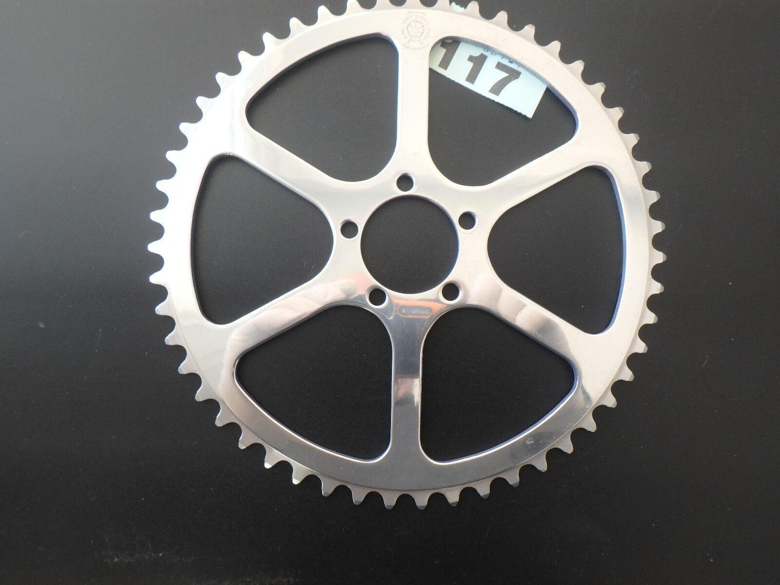 NOS - Spécialités T.A. Cyclotouriste 5 Bolts Road Chainring 51, 54 or 55t 3 32