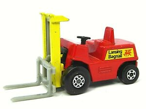 Matchbox-Lesney-No-15e-Montacargas-039-Lansing-Bagnall-039