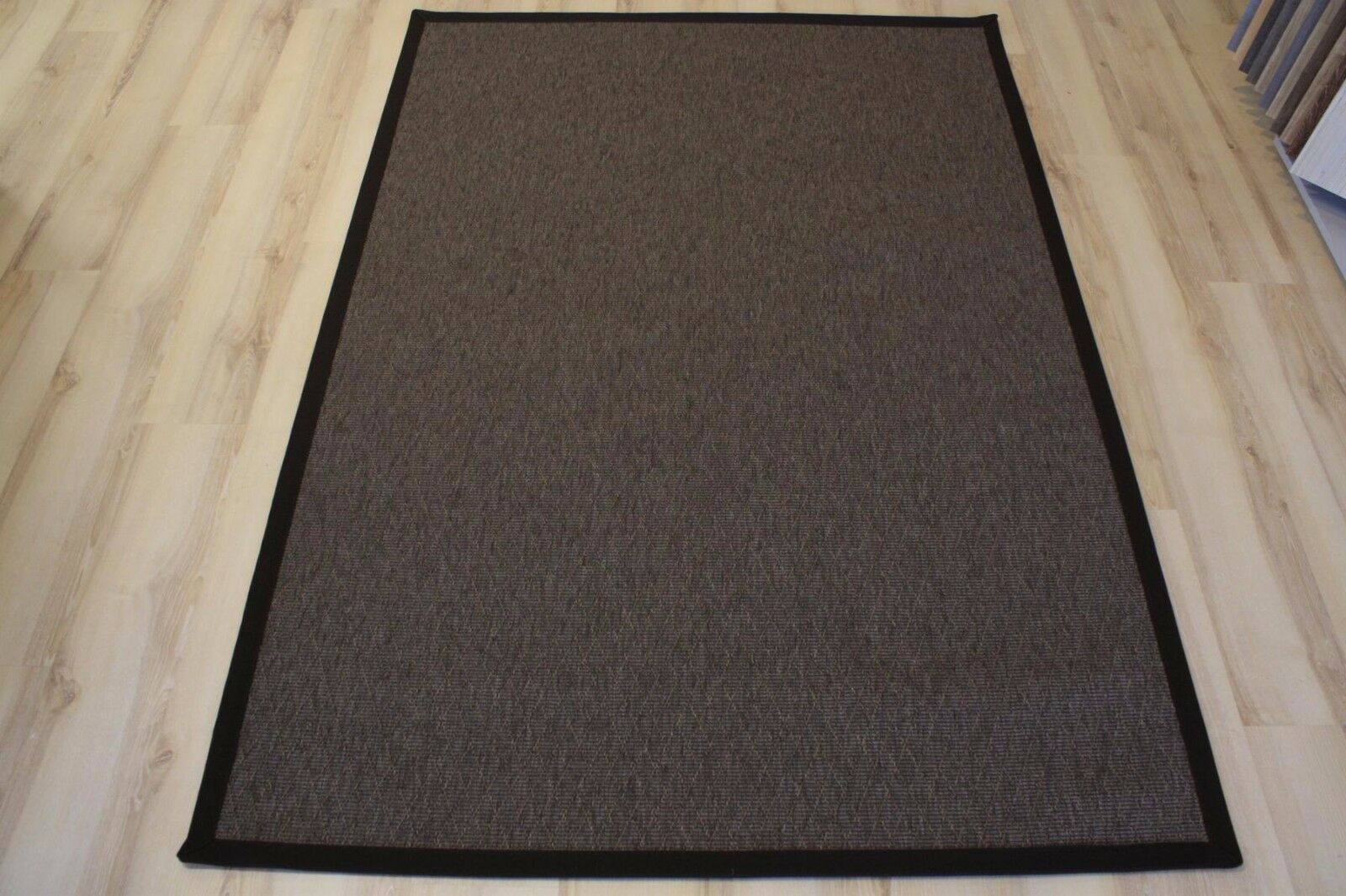 ASTRA tapis griefs passementeries tapis losange 171 064 marron foncé 165x235 CM