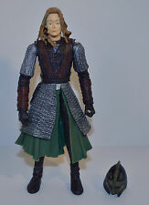 "2003 Minas Tirith Battle Eowyn w/ Helmet 6.25"" Action Figure Lord Of The Rings"
