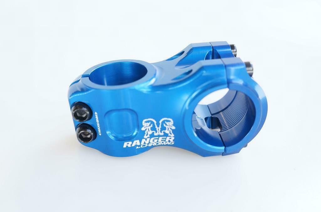 Chromag Ranger V2 Vorbau 31.8 50 mm blue NEU