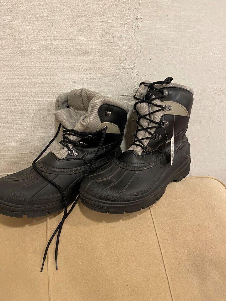 Vinter støvler