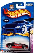 2003 Hot Wheels #86 Carbonated Cruisers MX48 Turbo 0711 card