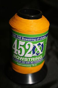 Red 1//8lb BCY 452X Bowstring Material Bow String Making