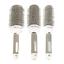 Professional-Ceramic-Round-Barrel-Hair-Brush-Iron-Radial-Comb-Curly-Hair-Combs thumbnail 1