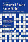 Crossword Puzzle Name Finder by Firefly Books Ltd (Paperback, 2007)