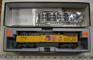 Lot 6-22 * HO Scale Kato 37-6433 GE AC4400CW, Union Pacific #5714