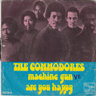 THE COMMODORES - machine gun / are you happy 7