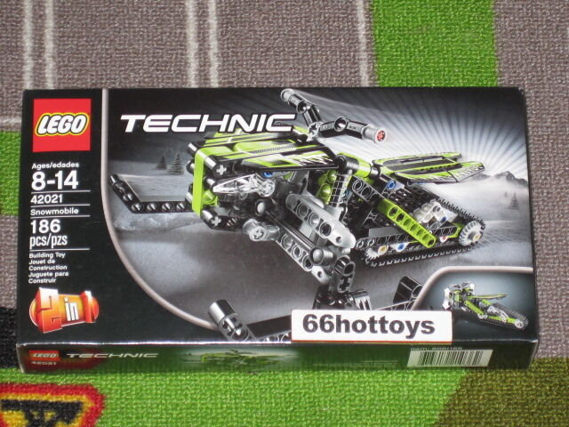LEGO 42021 42021 42021 Technic Snowmobile 2 in 1 NEW 4b426a