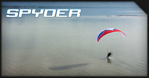Details about Ozone Spyder Power Glider for Paramotoring, PPG, Powered  Paraglider