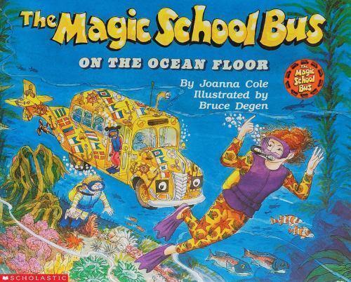 On the Ocean Floor Hardcover Joanna Cole