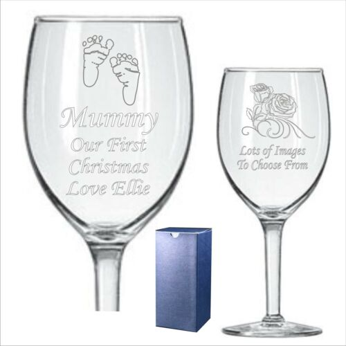 Personalised Glass Christmas Gifts Daddy Grandad Dad Pops Mummy Mum Nanny Nan 6