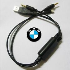 Y Lightning Cable De Plomo Para Bmw / Mini-Ipod / Ipad / Iphone 5 5s 5c Usb Aux