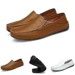 Men/'s Pumps Slip on Loafers Breathable Soft Comfy Casual Driving Moccasins Shoes