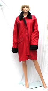 Mackintosh Raincoat 2xl v u Basso Removable Dennis Red Heavy Lining With P P 7101B8
