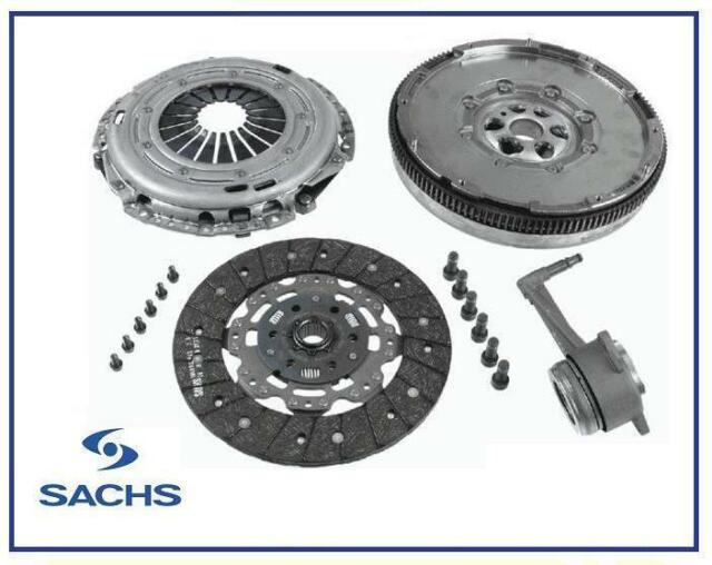 SACHS Audi A4 1.9 TDI. VW Passat 1.9 TDI   Dual Mass Flywheel, Clutch Kit & CSC