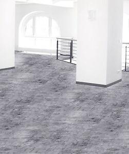 neuheit teppichboden auslegeware urban style betonoptik 777 917 18 90 qm ebay. Black Bedroom Furniture Sets. Home Design Ideas