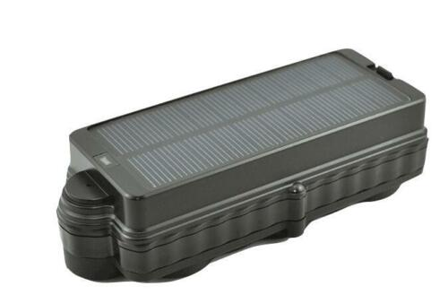 Vehicle GPS GPRS Solar energy tracker TK20SSE 20000mAh battery long standby time