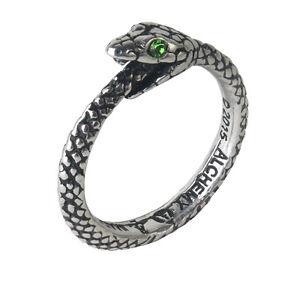 ddd5b68aea4b Image is loading GENUINE-Alchemy-Gothic-Ring-The-Sophia-Serpent-Men-
