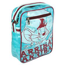 Nuevo Speedy González Looney Tunes Cartoon bolsa de vuelo Retro Mochila Bolsa De Viaje
