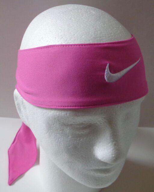 f250d09d5aaa8 Nike Dri-fit Girls Head Tie 2.0 Pink 2004636