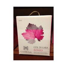 Vino Contesa Col di Lara rosato IGT  Bag in Box 5 Litri
