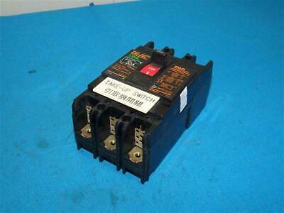 FUJI EARTH LEAKAGE AUTO BREAKER 50 AMP EA53B