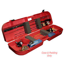 MTM Ice Fishing Rod Storage Carrying Case Holds up to 8 Rods Cc558