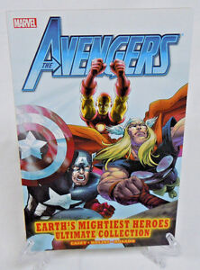 Avengers-Earth-039-s-Mightiest-Heroes-Ultimate-Collection-Marvel-Comics-TPB-New