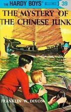 The Hardy Boys: The Mystery of the Chinese Junk 39 by Franklin W. Dixon (1959, Hardcover)