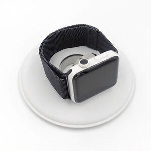 Complexé Apple Watch Series 3 Lte Crown Dot Housse, Set De 8 Space Gray Dot Autocollant-afficher Le Titre D'origine Artisanat D'Art