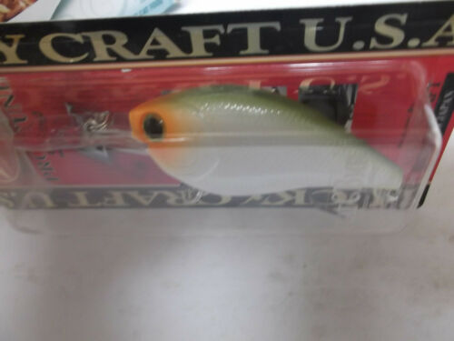 Discontinued Lucky Craft Flat CB MR Green Parrot