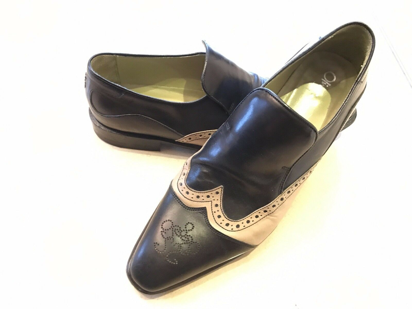Oliver Sweeney Seagul Men's Shoes Size 8 - Rare Shoes made in Italy