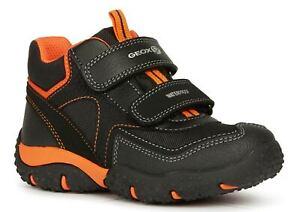 GEOX-Baltic-Kinder-Sneaker-Low-Schwarz