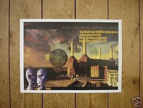 Kalenders, kaartjes, affiches Overig Pink Floyd Great New The Wall Poster Factory