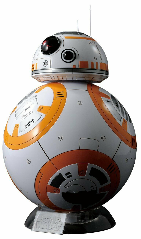 BANDAI Star Wars BB-8 gloss finish 1 2 Scale Plastic Model Kit