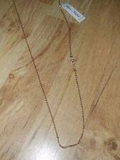 Beautiful  necklace ~ rhinestone cross / goldtone