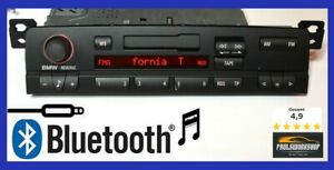 Original-BMW-Reverse-mit-Bluetooth-Aux-in-E46-3er-Radio-Autoradio-PH5950
