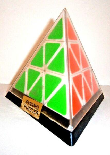 Aspirante Vintage Originale Piramide Enigmistica-menta Pack-ex Negozio Stock-ancora Sigillata. Risparmia Il 50-70%