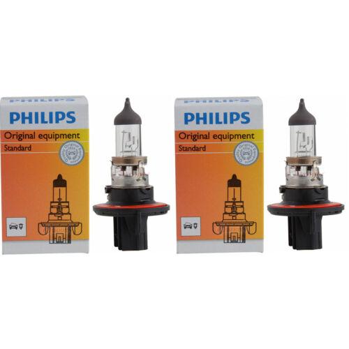 Philips High Low Beam Headlight Light Bulb for Dodge Dakota Caliber Ram 2500 lq