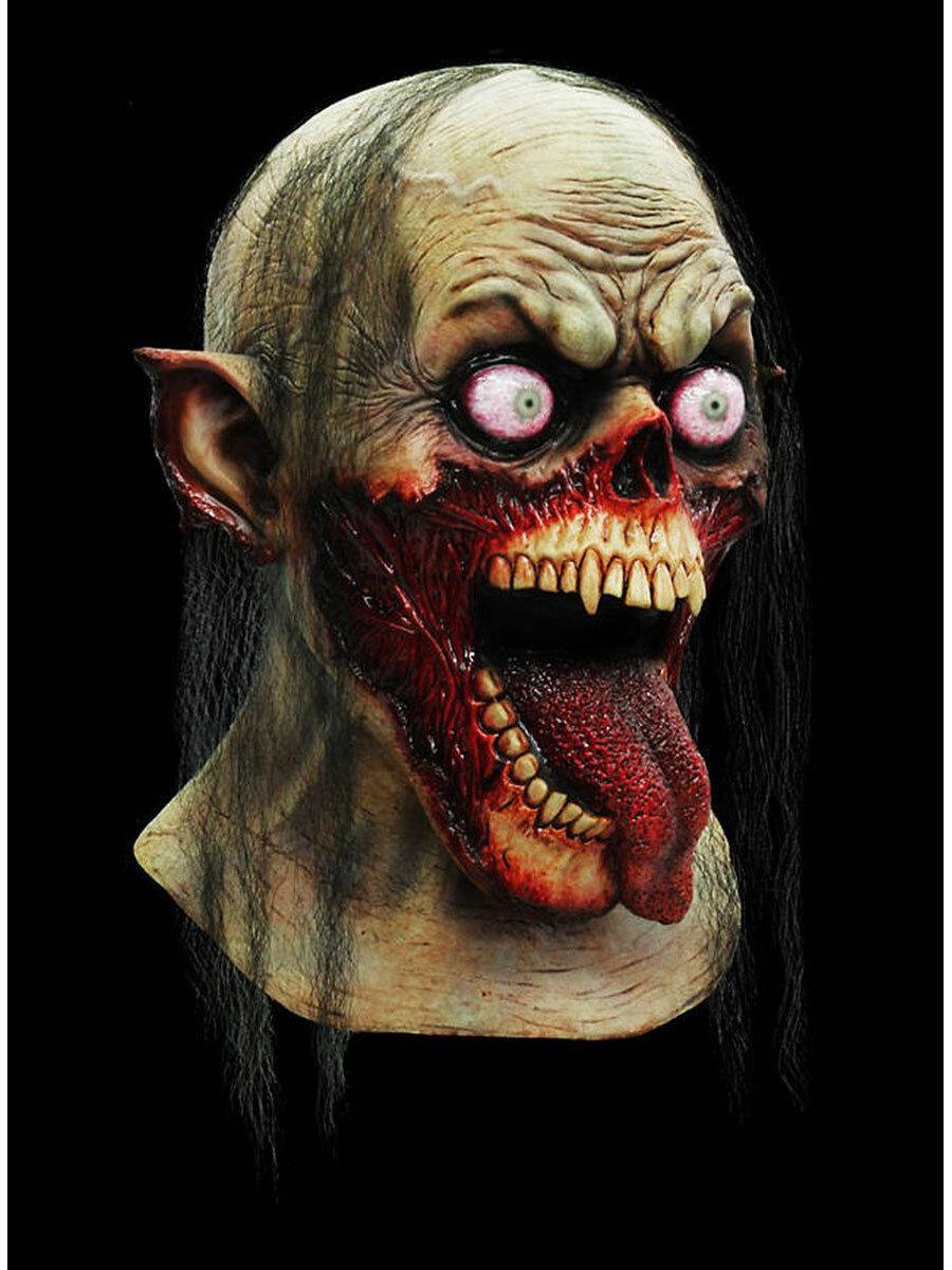 Masque pour les adultes  perdait zombie  latex universel taille Costume Horreur
