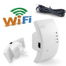 Wireless WPS WLAN Verstärker N Wifi Repeater 300Mbit AP RoHS Client Netzkabel