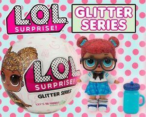 LOL Muñeca Sorpresa Serie Surprise Tots Balls serie Glitter Pop...