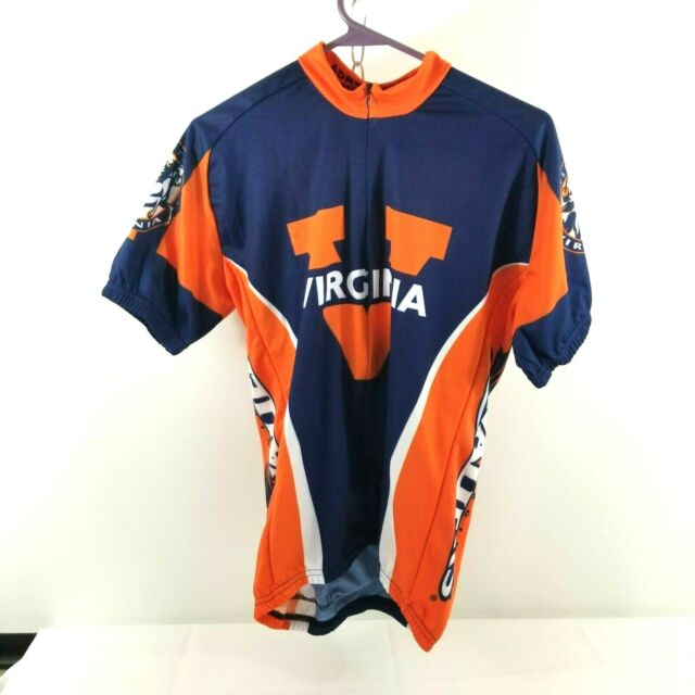 huge discount 7269a a7f1a NCAA Men's Adrenaline Promotions Virginia Cavaliers Cycling Jersey Size M