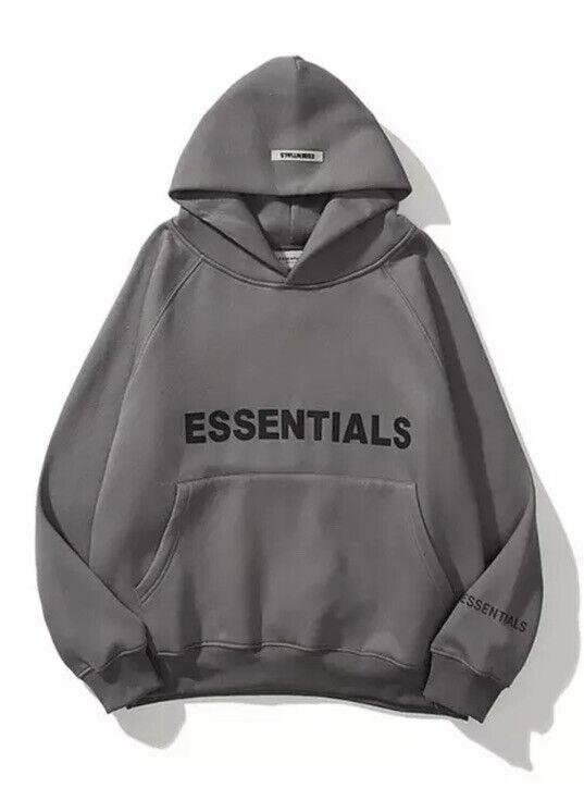 Essentials hoodie fear of god