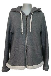 CLU-GRAY-HOODED-ZIP-FRONT-SWEATSHIRT-S-265